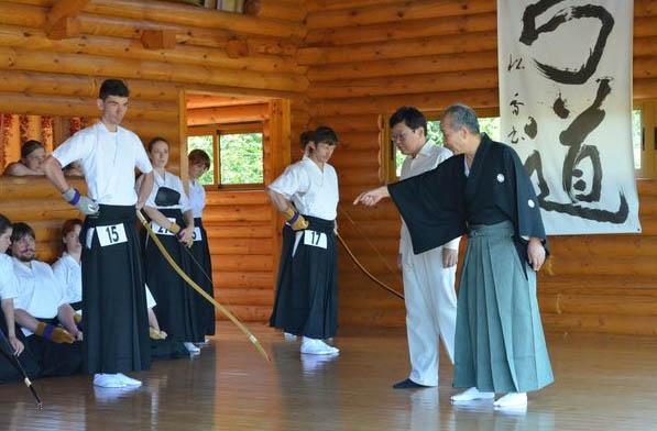 Семинар Ино Сенсея 7-8 июля 2012 в Истре, додзе «Сейдокан»